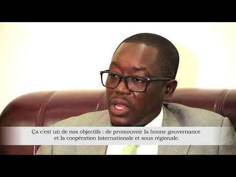 REPORTAGE SUR LE PREMIER MINISTRE DE LA GUINÉE BISSAU PAR SEN MEDIA PROD