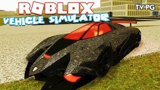 STRING THEORY LAMBO SUPERCAR | Roblox Vehicle Simulator