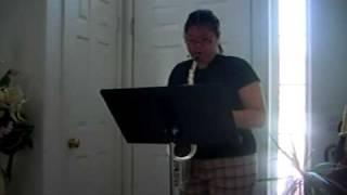 W Ferling, Op 31 #1 Adagio con espressione
