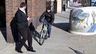 Columbia Downtown District Sidewalk Safety
