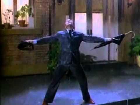 最高の感動「雨に唄えば」