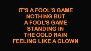 Bonnie Tyler It's A Heartache SD Productions Karaoke C