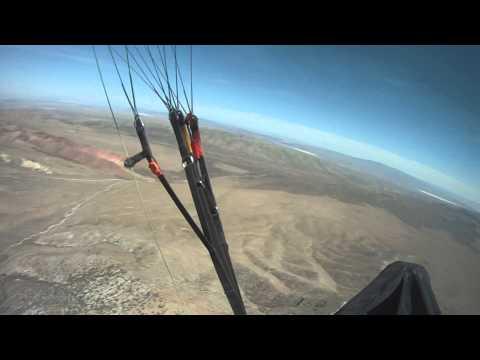 Paragliding Paraglider Las Vegas Goodsprings Red Rock Canyon