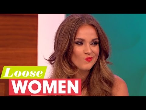 Vicky Pattison Reveals She's In Love With BB's Alex Cannon | Loose Women