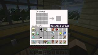Minecraft Industrial Craft 2 Nuclear Reactor Tutorial