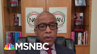 Rev. Al Sharpton: People 'Don't Care If A Republican Or Democrat Fed Them' | Deadline | MSNBC