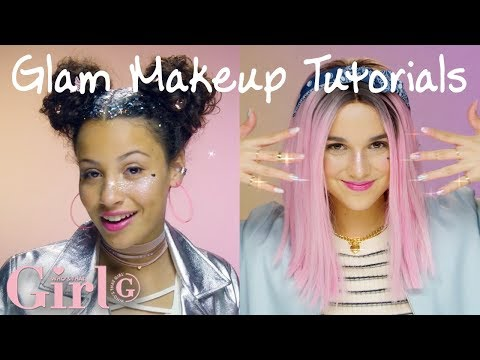 Who's That Girl | Glam Makeup Tutorials | Express Yourself with Cosmetics!