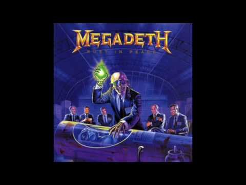 Megadeth- Holy Wars... The Punishment Due (E Flat Tuning)