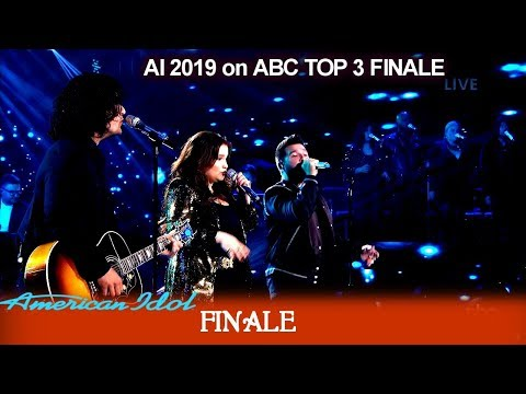"Madison VanDenburg & Dan + Shay ""Speechless""  American Idol 2019 Finale"