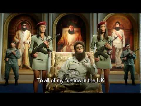 The Dictator On The London Mayoral Election