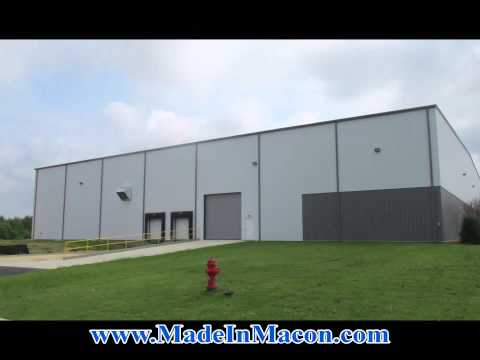New Industrial Facility in Shorter, Alabama