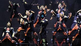 郭富城舞臨盛宴 HD1080 Aaron Kwok Concert 2011 X'mas Dance w/ Sunny Wong