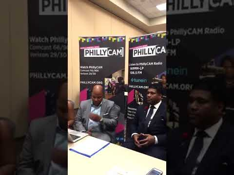 The Career Seekers Show live @ The NBMBAA Conference, Dr. Da