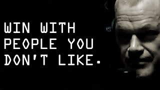 How To Win With People You Don't Like - Jocko Willink