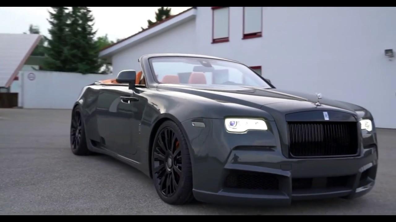 Spofec Rolls Royce Dawn Overdose Customized Hr Cars Youtube