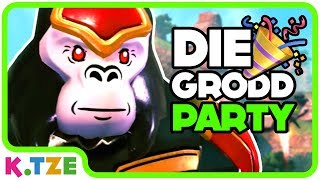 Bananenparty oder Gorillakampf? 🍌🦍 Lego DC Super-Villains | Folge 7