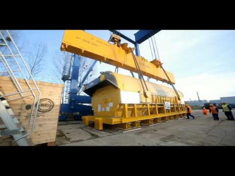 BEST LOGISTICS - Transport of heavyweight cargo