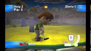 Crazy Mini Golf 2 Wii Gameplay Part 2