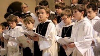 Douce Nuit, Noël Nouvelet, Chant Joyeux de Noël - Petits Chanteurs Sainte-Croix de Neuilly / paroles