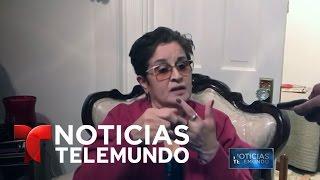 La tía de Esteban Santiago no se explica los hechos | Noticiero | Noticias Telemundo