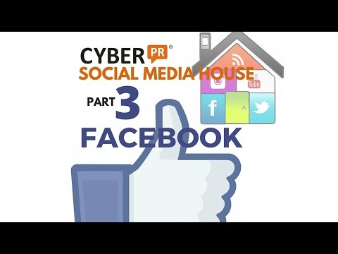 Facebook for Musicians (1 of 2): Social Media House Part 3