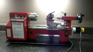 Repeat youtube video 7x14 lathe CNC kit