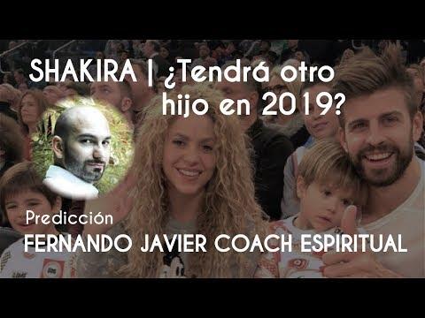 SHAKIRA 2019 PREDICCIÓN|¿SHAKIRA Y GERARD PIQUÉ JUNTOS 2019?|SALUD DE SHAKIRA| FERNANDO JAVIER COACH