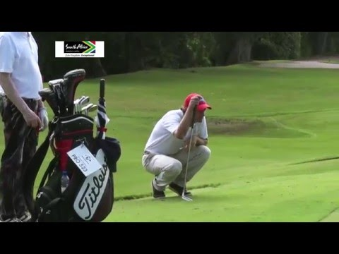 3rd Annual PGA Of South Africa World Club ProAm 2016