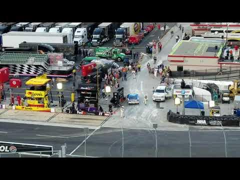 Bristol Motor Speedway August 2016