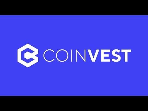 [ICO] 💰 COINVEST - Децентрализованный фондовый рынок для криптовалют