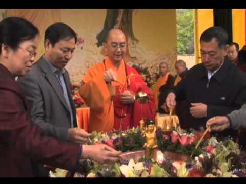 CCTV: Buddhism in China