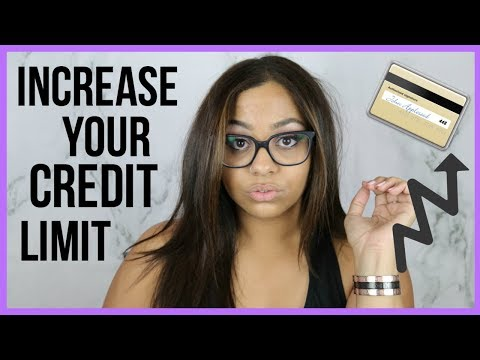 HOW TO INCREASE YOUR CREDIT LIMIT! | $1,000 CREDIT LINE INCREASE!