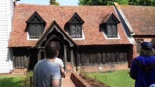 Smartstag: Oldest Wooden Building In Europe