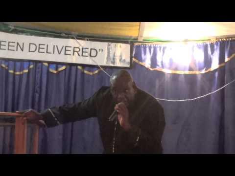 Bishop Cleveland Mattis @NETA Old Harbour Tent Meeting