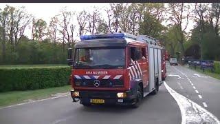 ZEER GROTE BOSBRAND PARK DE HOGE VELUWE 2014