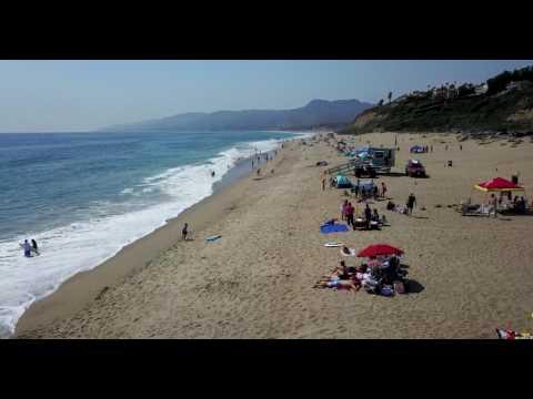 Point Dume Beach Malibu, CA