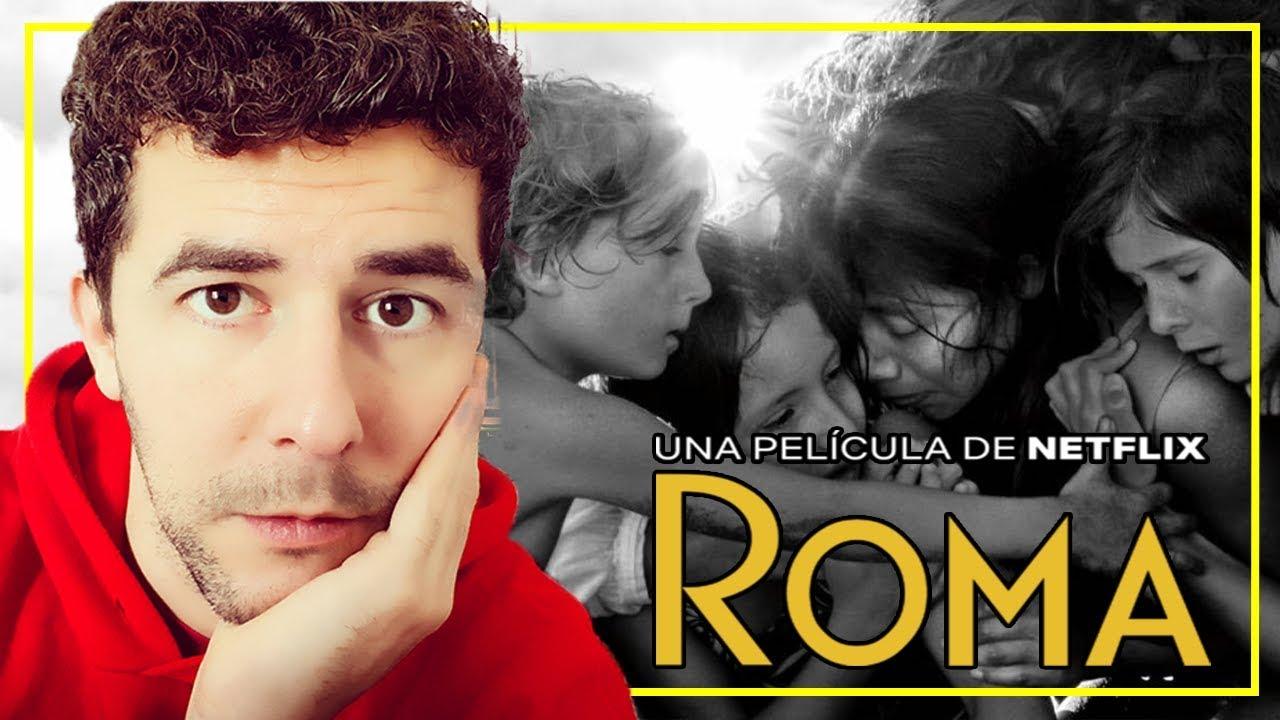 Roma Netflix