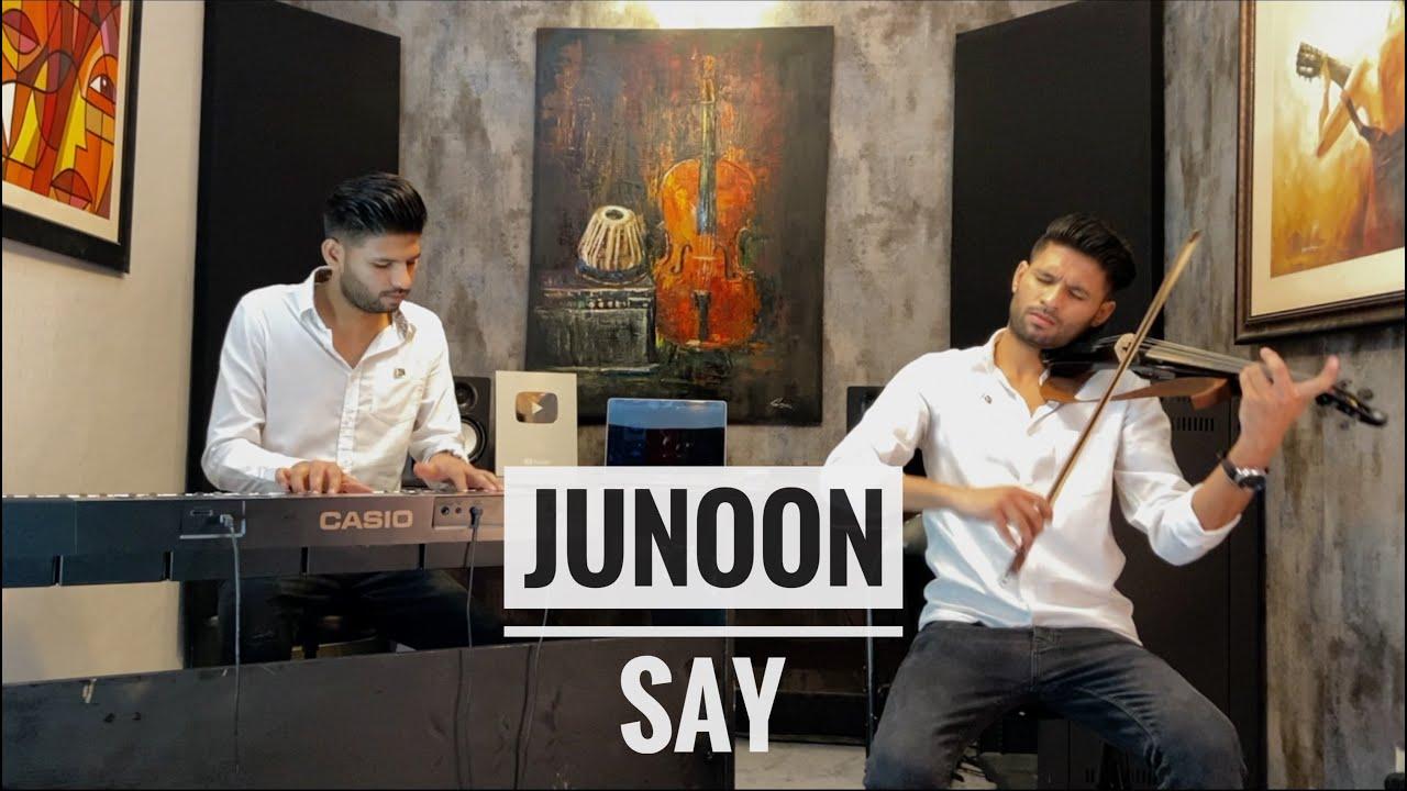 Junoon Say Aur Ishq Say (Unplugged) | Junoon | Leo Twins