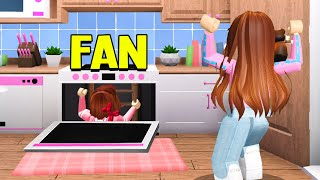 Fan Hid A Secret Under Her Kitchen.. She HATED Me! (Roblox Bloxburg)