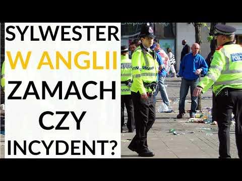 Sylwestrowy zamach w Manchesterze – mężczyzna dźgnął trzy osoby. Wykorzystywał islamistyczne hasła