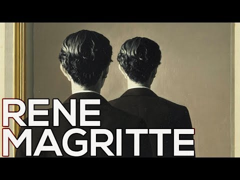 Rene Magritte: A collection of 376 paintings (HD)