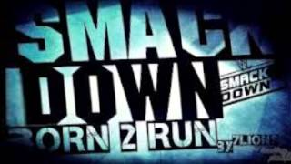 WWE Friday Night SmackDown theme 2013 (7Lions- Born To Run)