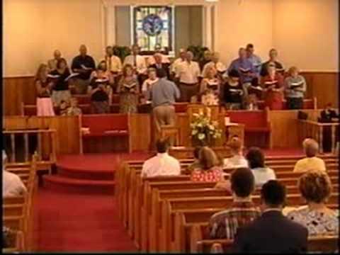 """Going That Way"" Mount Carmel Baptist Church Choir, Fort Payne Alabama"