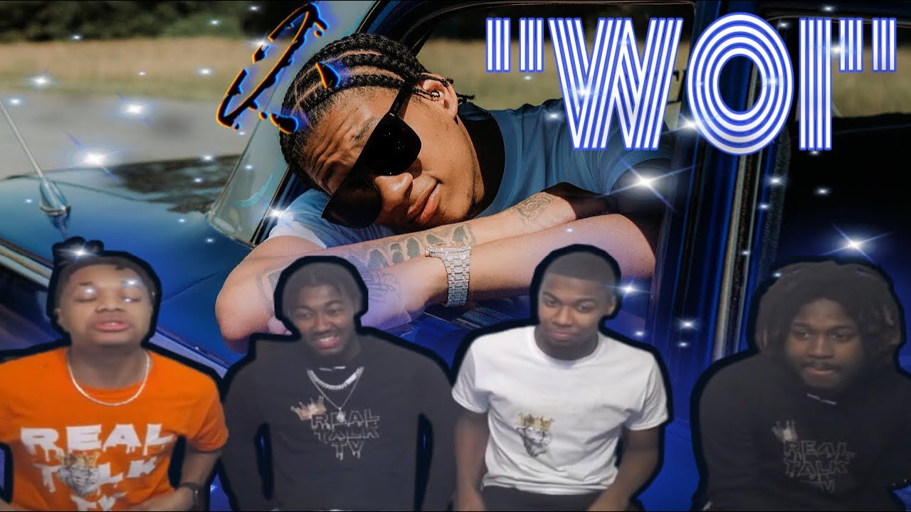 Download AMERICANS REACT  Digga D - Woi (Official Video)