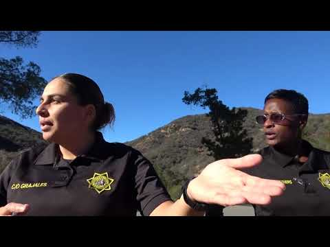 DEPT OF CORRECTIONS MALIBU FIRE CAMP WITH CALIFORNIA GUARDIAN