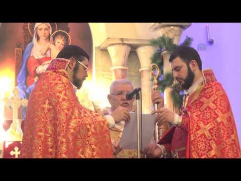 New Year mass in Tehran