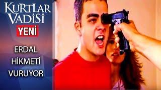 Erdal, Deli Hikmeti Vuruyor - Kurtlar Vadisi 20. Bölüm / 2018 - Yenİ