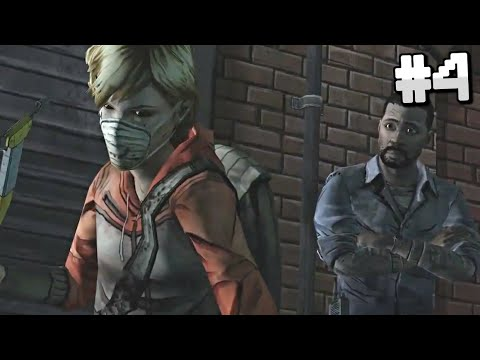 The Walking Dead: Episode 4 Part 4 - SECRET TAPE!