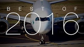 CSpotting Best of 2016 | a beautiful aviation year | aviation music video