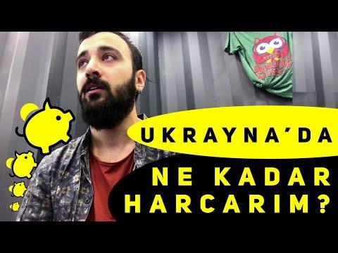 Ukrayna Rehberi -PARA MEVZUSU- Ne kadar harcarım? Ucuz mu pahalı mı?